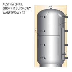 Zbiornik buforowy warstwowy PZ , austria email
