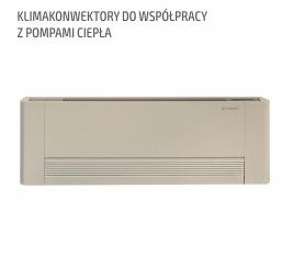 KLIMAKONWEKTORY do współpracy z pompami ciepła — SL, SLS i SLW