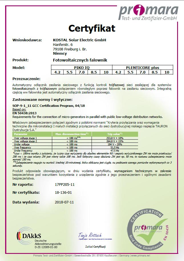 certyfikatiq_plenticore