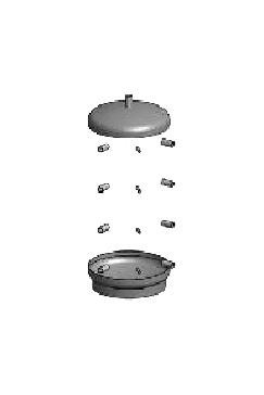 Zbiorniki Buforowe OEM BLACK - bez wężownicy 200 do 2000L