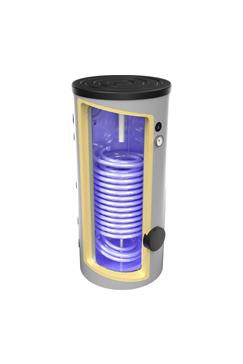 Zbiorniki Emaliowane – OEM CERAMIC — Z jedną podwójną wężownicą HP 200 do 500L